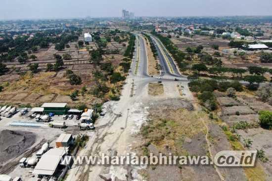 Dibantu Kemen PUPR, Pemerintah Kota Surabaya Kebut Pembangunan JLLB