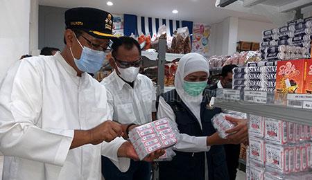 Gubernur Khofifah Pastikan Bipang Halal Dikonsumsi