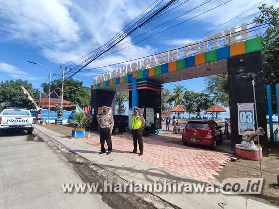 Perusda Pasir Putih Situbondo Bantah Buka Wisata Selama Lebaran