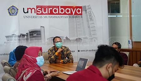 Perolehan PKM Meningkat, UMSurabaya Siapkan Strategi Lolos Pimnas 2021