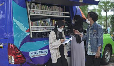 Mobil Terbang UMM, Berikan Edukasi Masyarakat