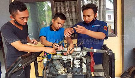 UPM Probolinggo Kampus Merdeka Belajar Gudangnya Inovasi