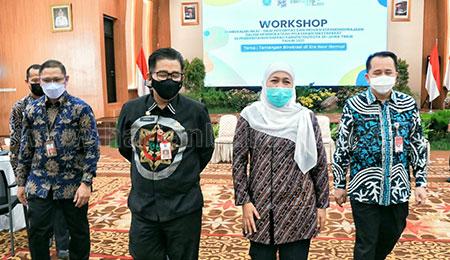 Termaju di Indonesia, BPSDM Jatim Raih Akreditasi A