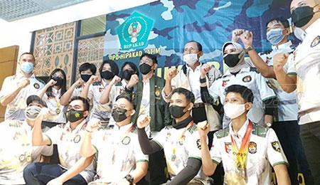Atlet Menembak HPC Diikutkan PON 2021 di Papua