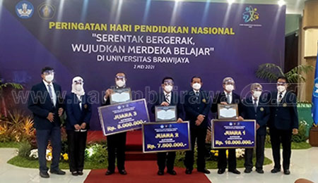 Universitas Brawijaya Malang Luncurkan Program Dosen Berkarya