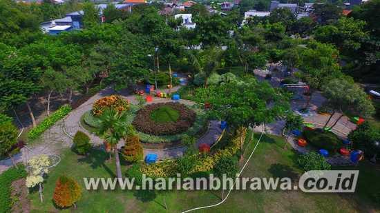 Delapan Taman Dibuka, Bisa Jadi Alternatif Liburan Hari Raya di Surabaya