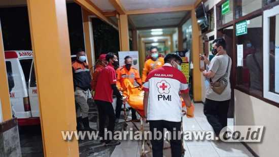 Tim SAR Gabungan Temukan Jasad Korban Akibat Keganasan Ombak Pantai Sendiki