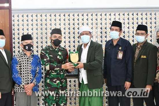 Pandemi Covid-19, Gelar Silaturahmi Perkokoh Sinergitas Umaro-Ulama