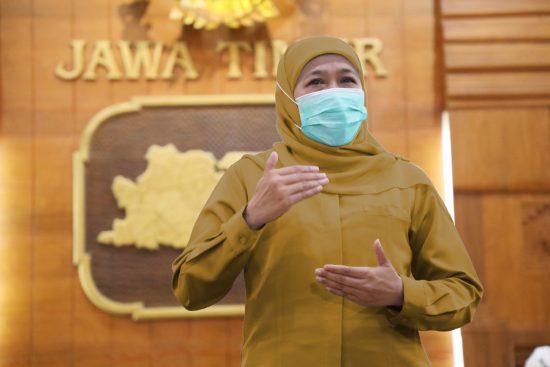 Gubernur Jawa Timur Larang Masyarakat Lakukan Takbiran Keliling