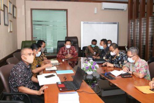 BBWS Tindak Lanjuti Hasil Kunjungan Kerja Presiden Jokowi