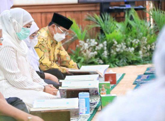 Selama Ramadan, Tadarus Online Pemprov Jatim Khataman Hingga 53 Kali