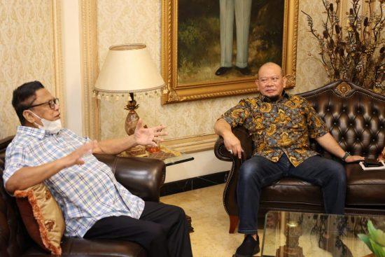 Oesman Sapta Odang: DPD-RI Harus Mulai Siapkan Calon Presiden