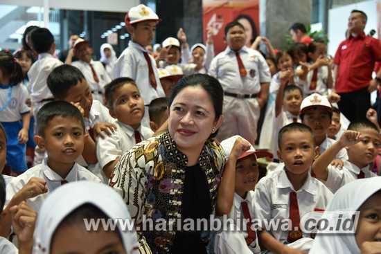 Puan Maharani: Kemendikbud dan RistekHarus Cermat Angka Putus Sekolah-PJJ