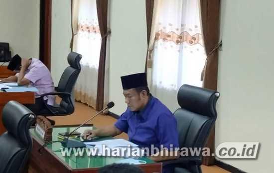 Komisi IV DPRD Trenggalek Nilai OPD Kurang Koordinasi dengan TAPD