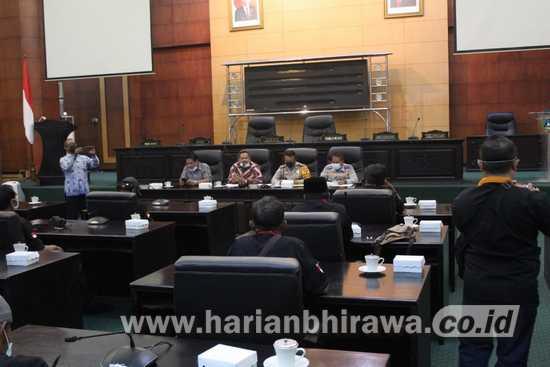 Minta Keadilan, Sopir Angkutan Umum Wadul DPRD Jombang