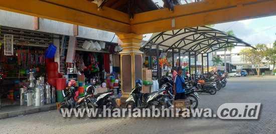 Diambil Alih Dishub Situbondo, Pendapatan Retribusi Parkir Pasar Merosot