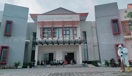RS Darurat Bangkalan Beroperasi, 128 Pasien Jalani Isolasi
