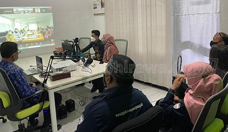 BPJAMSOSTEK Surabaya Rungkut Dorong Perisai Perluas Cakupan Perlindungan