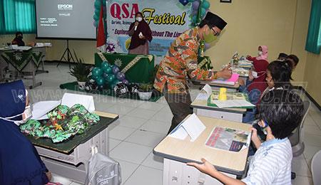SD Musix Surabaya Gelar QSA Festival