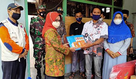 Cerita Duka Korban Kebakaran di Tembelang Jombang
