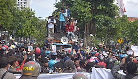 Masuk Surabaya Wajib Punya SIKM