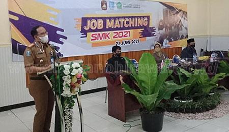 Dindik Jatim Minta Siswa SMK Manfaatkan Job Matching