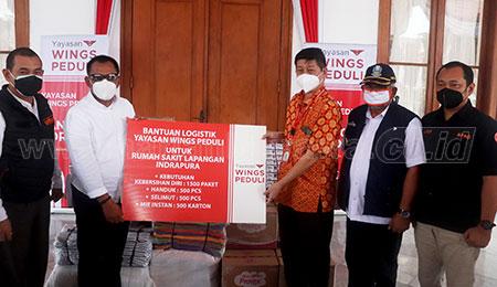 Konsentrasikan Bantuan Swasta ke RS Darurat Bangkalan