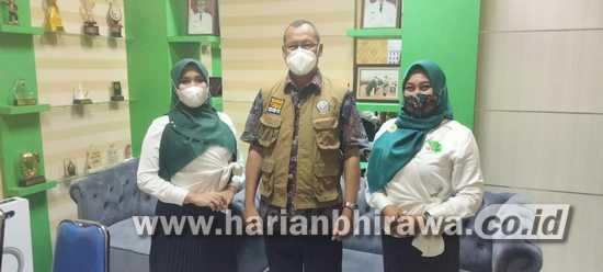 HKTI Donasikan Obat Ivermectin untuk Warga Bangkalan