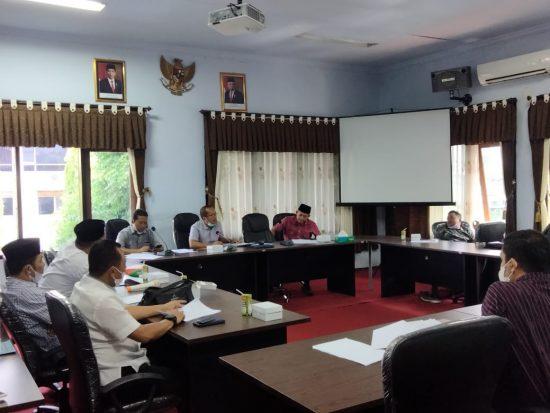 Komisi II DPRD Trenggalek Berharap OPD Tindak lanjuti Temuan BPK