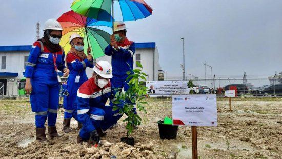 Kunjungi JTB, Kepala SKKMIGAS Harap Gas On-Stream Segera Terwujud