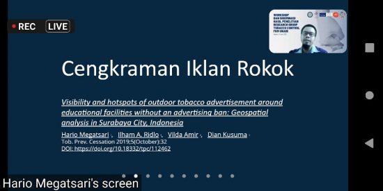 Dilema Indonesia Songsong Era 2045, Rokok Gerogoti Milenial
