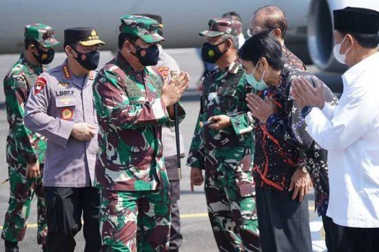 Panglima TNI Minta Optimalkan PPKM Skala Mikro dan Laksanakan 3 T