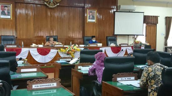 Lima OPD Mitra Kerja Komisi I DPRD Trenggalek Tak Hadiri Undangan
