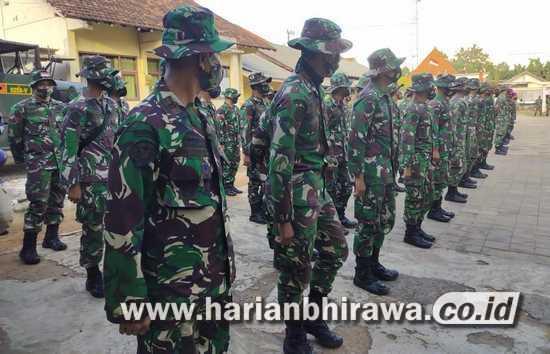 150 Prajurit TNI Sukseskan TMMD Ke-111 di Gresik