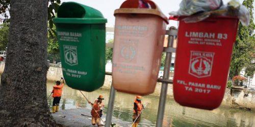 Sinergisitas Mengatasi Permasalahan Sampah