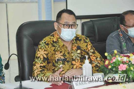 PPKM Diperpanjang, Wabup Bondowoso Imbau Warga Ikuti Instruksi Pemerintah