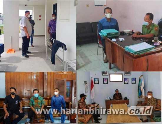 Maksimalkan Reses, DPRD Kabupaten Kediri Pantau Penanganan Covid-19