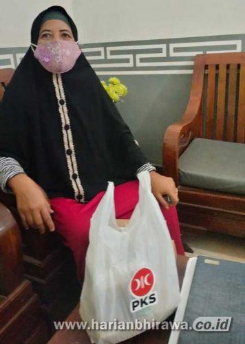 PKS Sidoarjo Turunkan Tim Pengontrol Kesehatan Kader Isoman