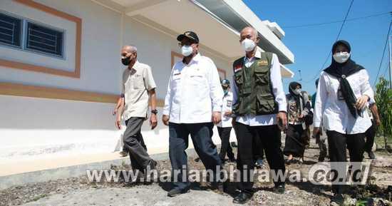 Wakil Bupati Probolinggo Tinjau Kesiapan Rumah Singgah Sementara ODHA