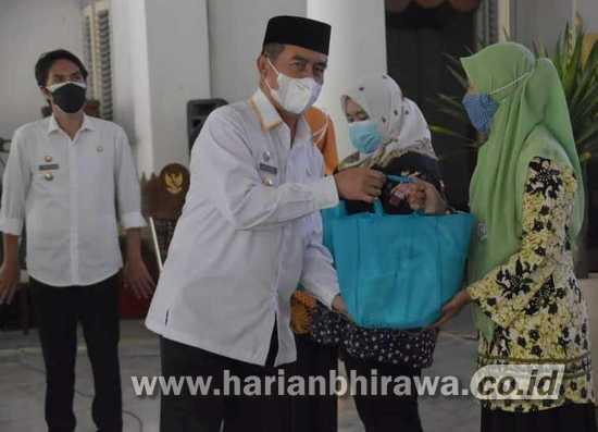 Peringatan Hari Koperasi Ke-74 Digelar Secara Virtual di Kabupaten Madiun