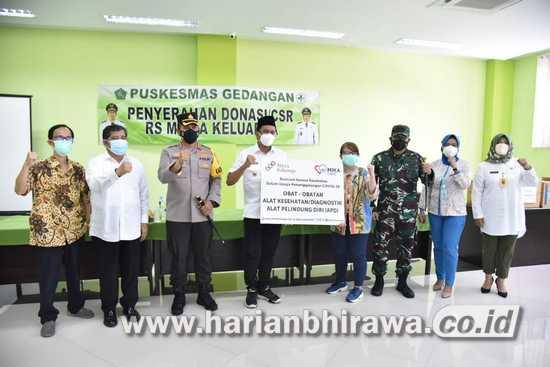 Bupati Sidoarjo Ajak Pengusaha Salurkan Donasi di Masa Pandemi Covid-19
