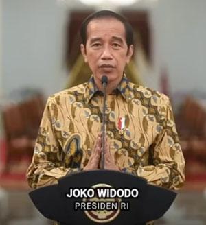 Presiden Perpanjang PPKM Level 4