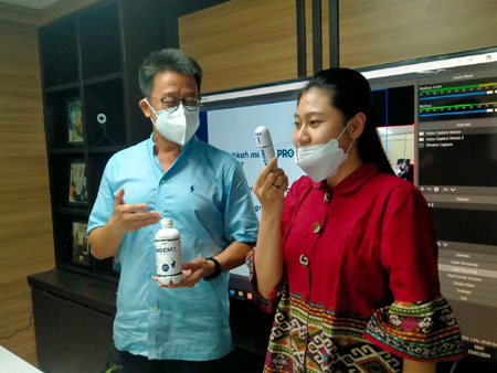 PRO EM1 Mampu Memitigasi Semua Efek Buruk Akibat Infeksi Covid-19
