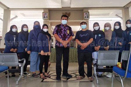 Alumni SMK Plus NU Sidoarjo Bergerak Jadi Relawan Covid-19