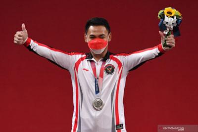 Eko Yuli Raih Medali di Empat Olimpiade