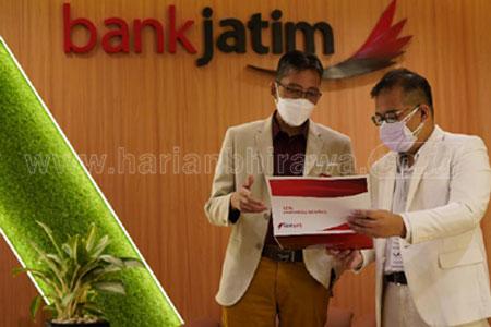 Semester Satu, Laba Bank Jatim Capai Rp1 Triliun