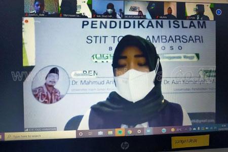 Assessmen Lapangan STITA Secara Virtual, Bupati Berharap Profesionalisme Kampus