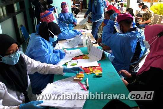Wujudkan Herd Imunity, Pemkab Pasuruan Terus Tambah Vaksinasi