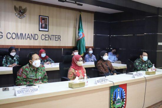 Kabupaten Jombang Kembali dapat Penghargaan KLA Katagori Nindya