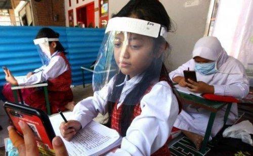 Mulai Sekolah (Daring)